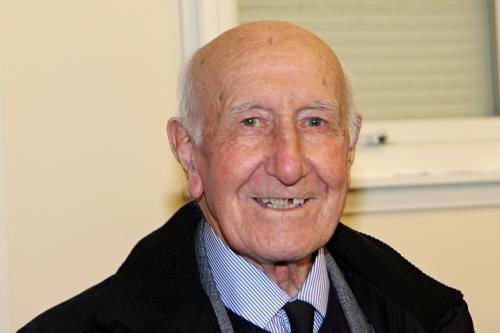 Hugh Johnstone MBE
